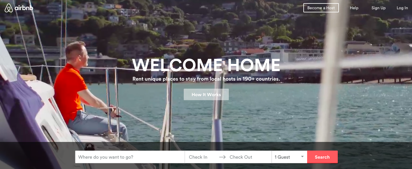 economic impact of airbnb on the hotel industry